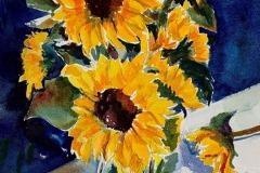 Sunflowers, Diane Pargament