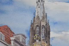 Nieuwe Kerk Steeple, Ralph Wilson