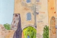 Exploring Oppedele Vieux, Sally Bostley