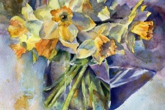 Daffodils, Maria Porter, 1st Place