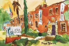 The Clara, David Peterson