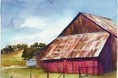 Farm on Hwy 16, Helen Plenert